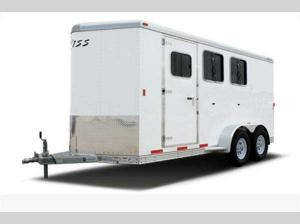 Horse Trailers 720 BP Floorplan Image