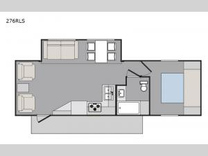 Liberty Independence 276RLS Floorplan Image