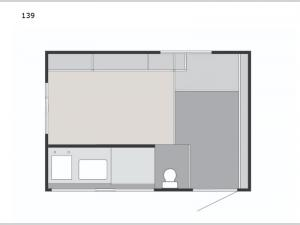 Sunray 139 Floorplan Image