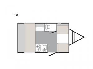 Sunray 149 Floorplan Image