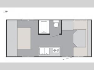 Sunray 199 Floorplan Image
