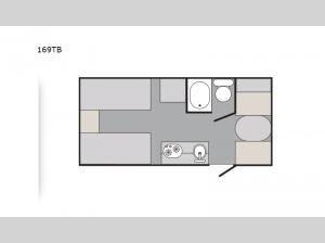Sunray 169TB Floorplan Image