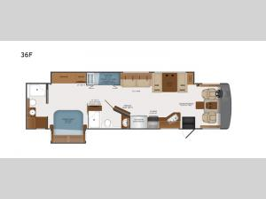 Bounder 36F Floorplan Image