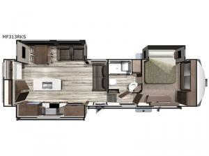 Mesa Ridge MF313RKS Floorplan Image