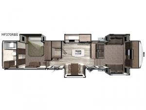 Mesa Ridge MF370RBS Floorplan Image