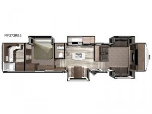 Mesa Ridge MF373RBS Floorplan Image