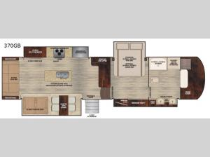 Vilano 370GB Floorplan Image