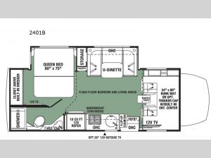 Forester MBS 2401B Floorplan Image