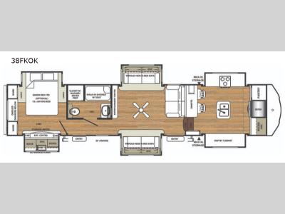 Sandpiper 38fkok fifth wheel new 2019 forest river rv sandpiper 38fkok asfbconference2016 Image collections