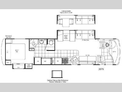 Floorplan - 2008 Damon Astoria 3679