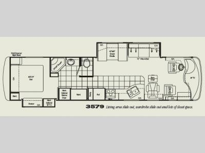 Floorplan - 2007 Damon Astoria 3579