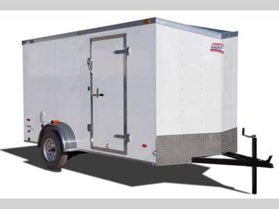 Floorplan - 2015 American Hauler Arrow AR612SA