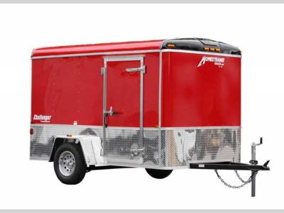 Floorplan - 2017 Homesteader Trailers Challenger 508CS