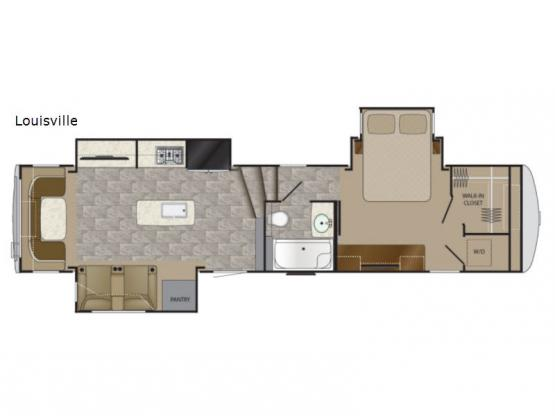 Landmark 365 Louisville Floorplan Image