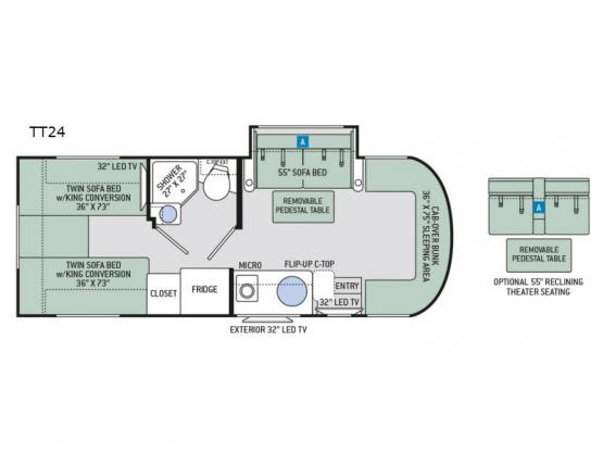 Synergy TT24 Floorplan Image