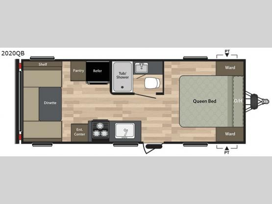 Summerland 2020QB Floorplan Image
