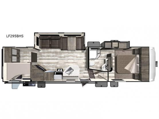 New 2020 Highland Ridge Lf295bhs RV16687