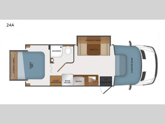 Pulse 24A Floorplan Image