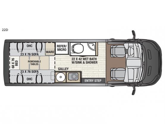 Crossfit 22D Floorplan Image