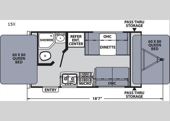 Floorplan - 2020 Apex Nano 15X Expandable