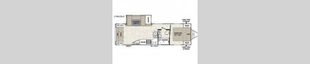 Freedom Express Liberty Edition 279RLDSLE Floorplan