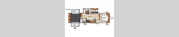 Salem 31KQBTS Floorplan