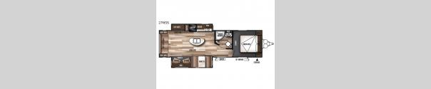 Wildwood 27REIS Floorplan