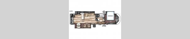 Wildwood Heritage Glen 346RK Floorplan