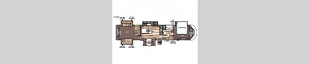 Wildwood Heritage Glen 372RD Floorplan