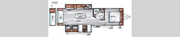 Salem 27REI Floorplan