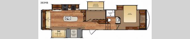 Wildcat 383MB Floorplan