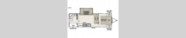 Freedom Express 248RBS Floorplan