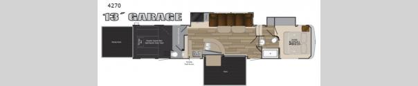 Cyclone 4270 Floorplan