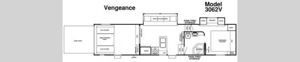 Vengeance 3062V Floorplan