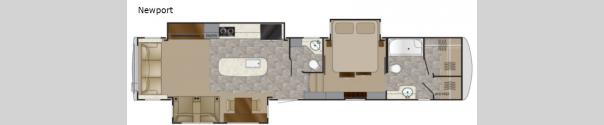 Landmark Newport Floorplan