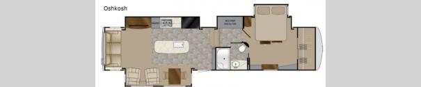 Landmark 365 Oshkosh Floorplan