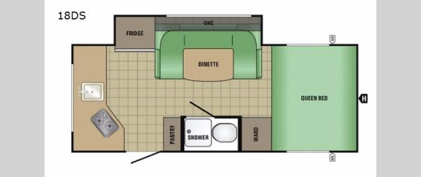Satellite 18DS Floorplan