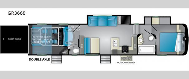 Gravity GR3668 Floorplan