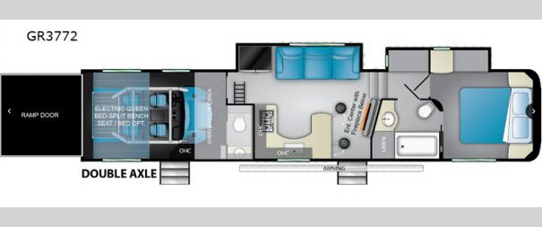 Gravity 3772 Floorplan