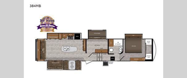 Wildcat 384MB Floorplan
