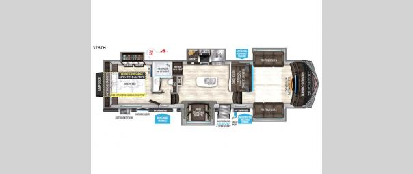 Momentum 376TH Floorplan