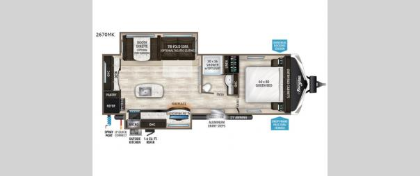Imagine 2670MK Floorplan