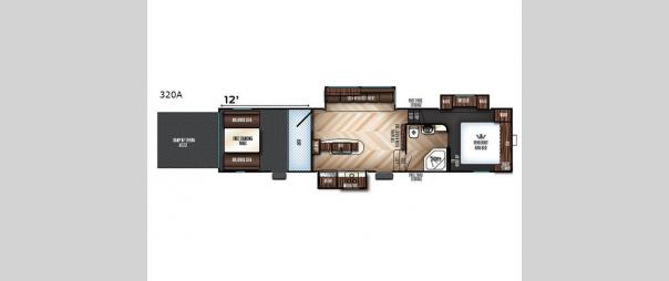 Vengeance 320A Floorplan