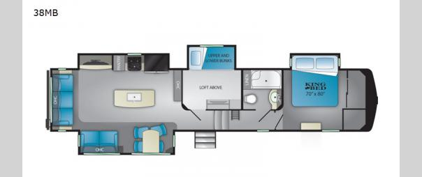 ElkRidge 38MB Floorplan