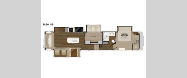 Big Country 3850MB Floorplan