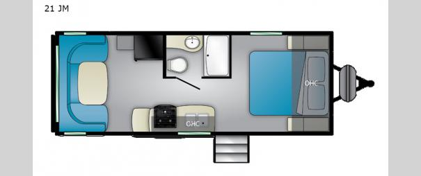 Trail Runner 21 JM Floorplan