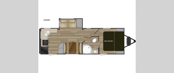 MPG 2450RK Floorplan