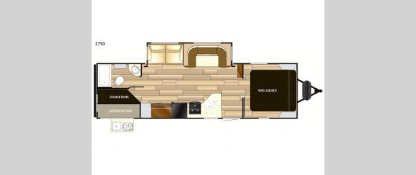 MPG 2750 Floorplan