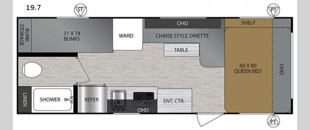 No Boundaries NB19.7 Floorplan