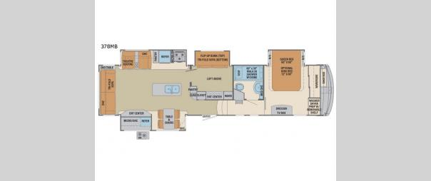 Columbus 1492 378MB Floorplan